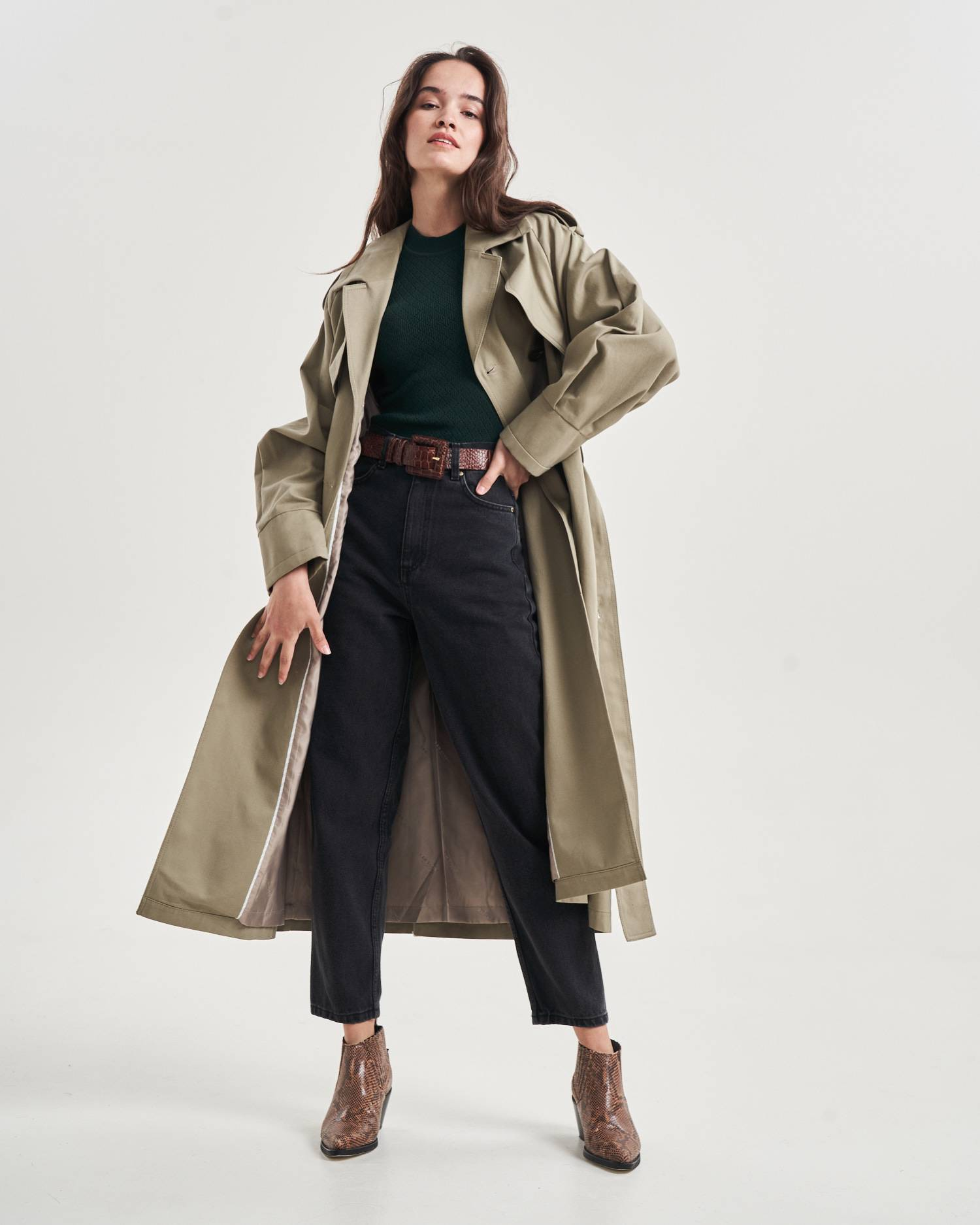 Mackintosh coat