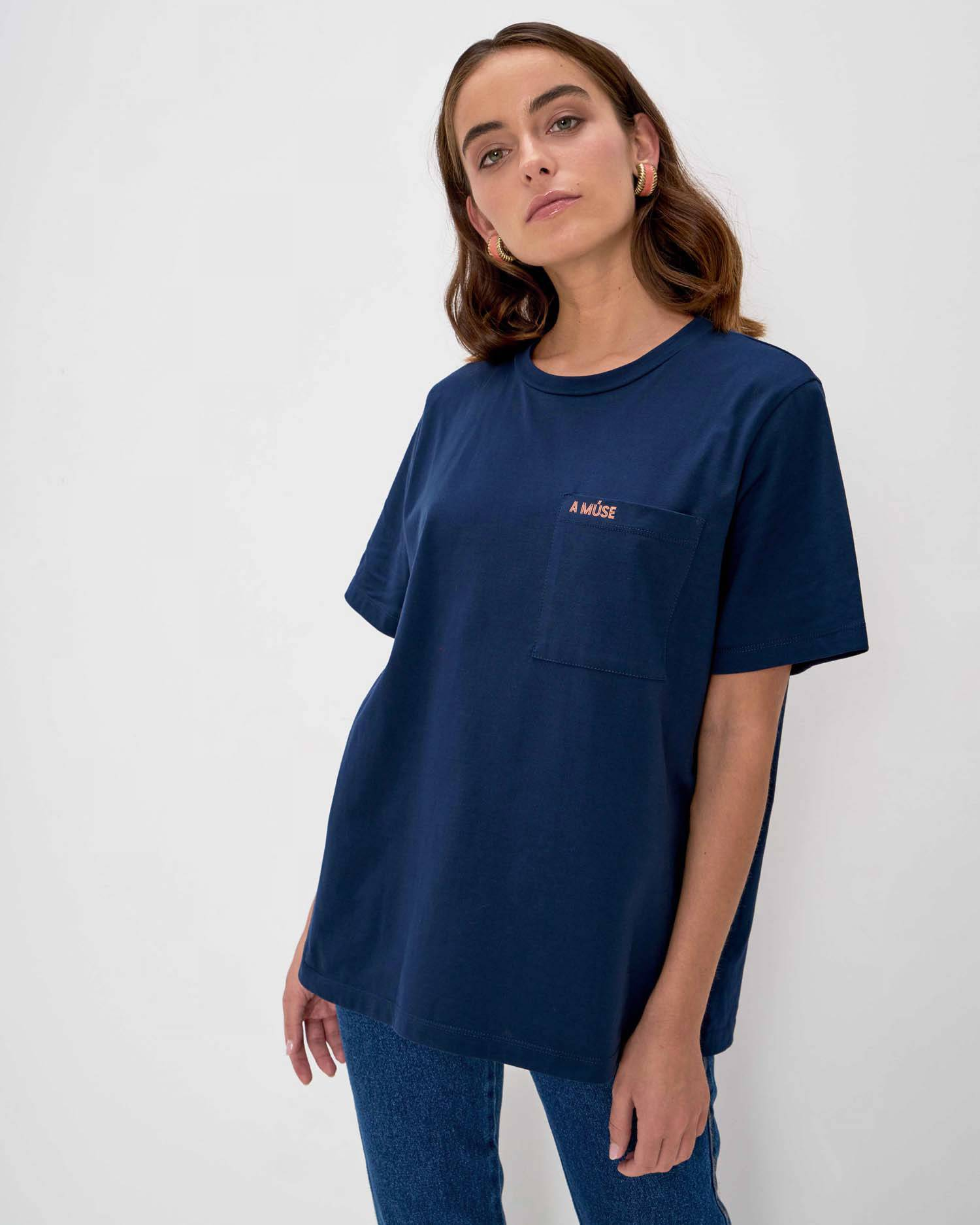 Printed oversize t-shirt