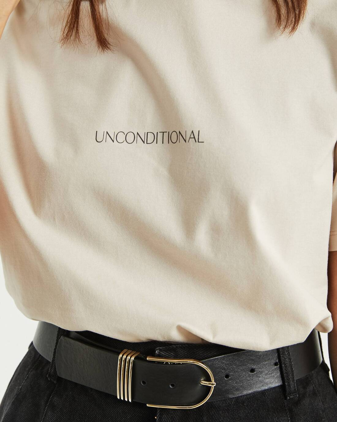 Unconditional t-shirt